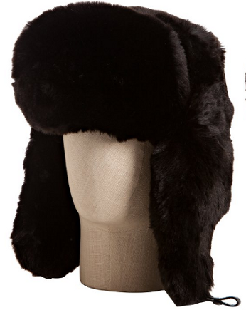 Fur Winter Ushanka Russian Hat